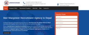 Manpower Supply from Nepal